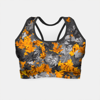 Autumn Crop Top miniature