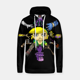Thumbnail image of Legend Of Zelda Hoodie, Live Heroes