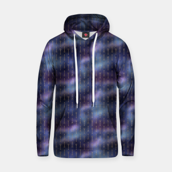 Thumbnail image of Purple Blue and Gold Mermaid Glitter Tridents Hoodie, Live Heroes