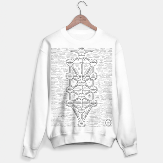 Thumbnail image of fashion art and decor items of Cult of Baal infographic tree Sweater regular, Live Heroes