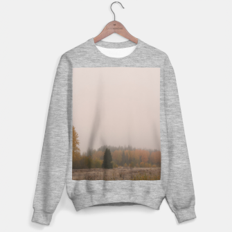 Autumn frost Sweater regular Bild der Miniatur