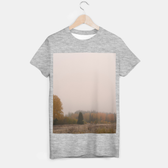 Autumn frost T-shirt regular Bild der Miniatur