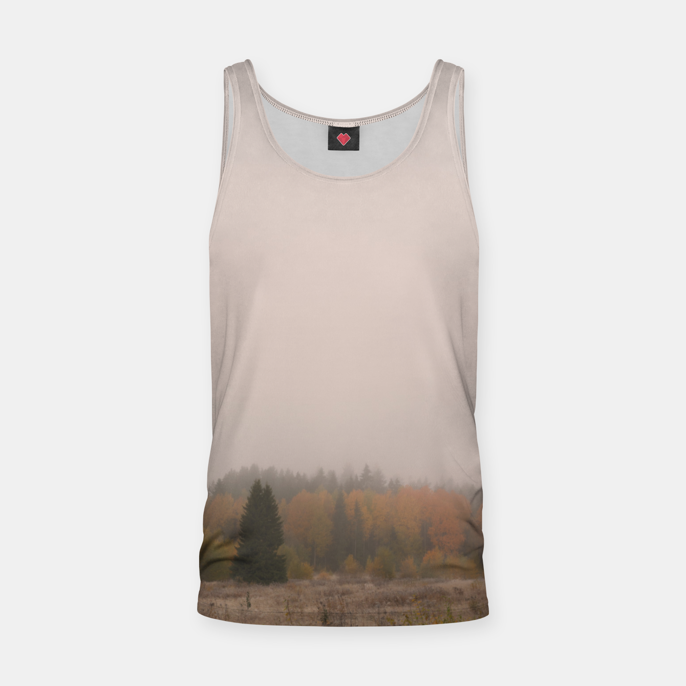 Foto Autumn frost Tank Top - Live Heroes