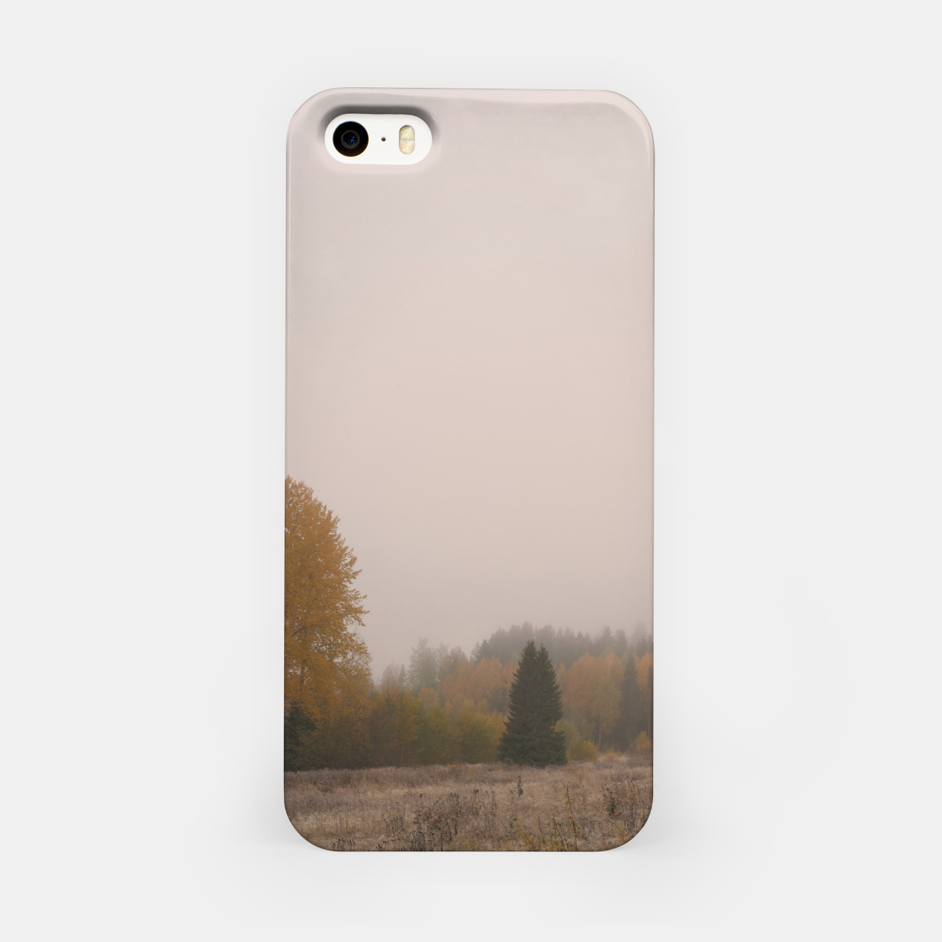 Foto Autumn frost iPhone Case - Live Heroes