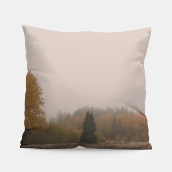 Autumn frost Pillow Bild der Miniatur