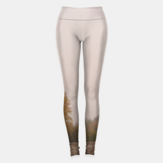 Autumn frost Leggings Bild der Miniatur
