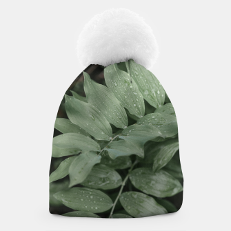 Thumbnail image of Green leaf Czapka, Live Heroes