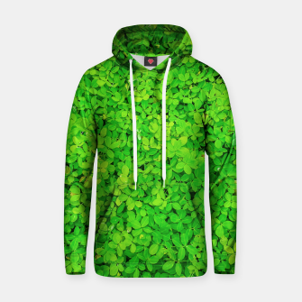 Thumbnail image of Nature Print Texture Design Hoodie, Live Heroes