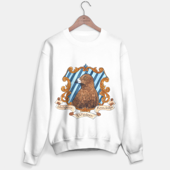 Thumbnail image of Those of Wit and Learning ~ Ravenclaw Unisex Sweater , Live Heroes