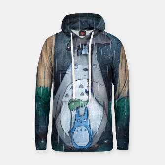 Thumbnail image of Rainy Day Hoodie ~ My Neighbor Totoro, Live Heroes