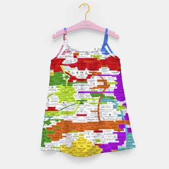 Thumbnail image of Fashion art and Decor items of Q Key Flyer infographic Girl's dress, Live Heroes