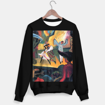 Fashion items and decor art of August MacKe - Russian Ballet Sweater regular thumbnail image