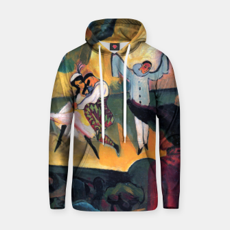 Fashion items and decor art of August MacKe - Russian Ballet Hoodie thumbnail image