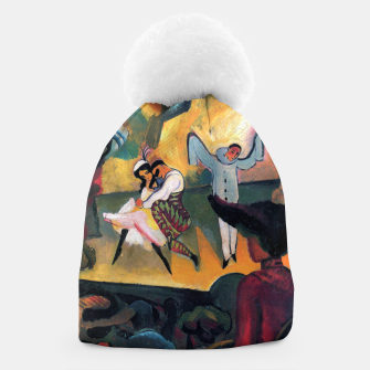 Fashion items and decor art of August MacKe - Russian Ballet Beanie thumbnail image