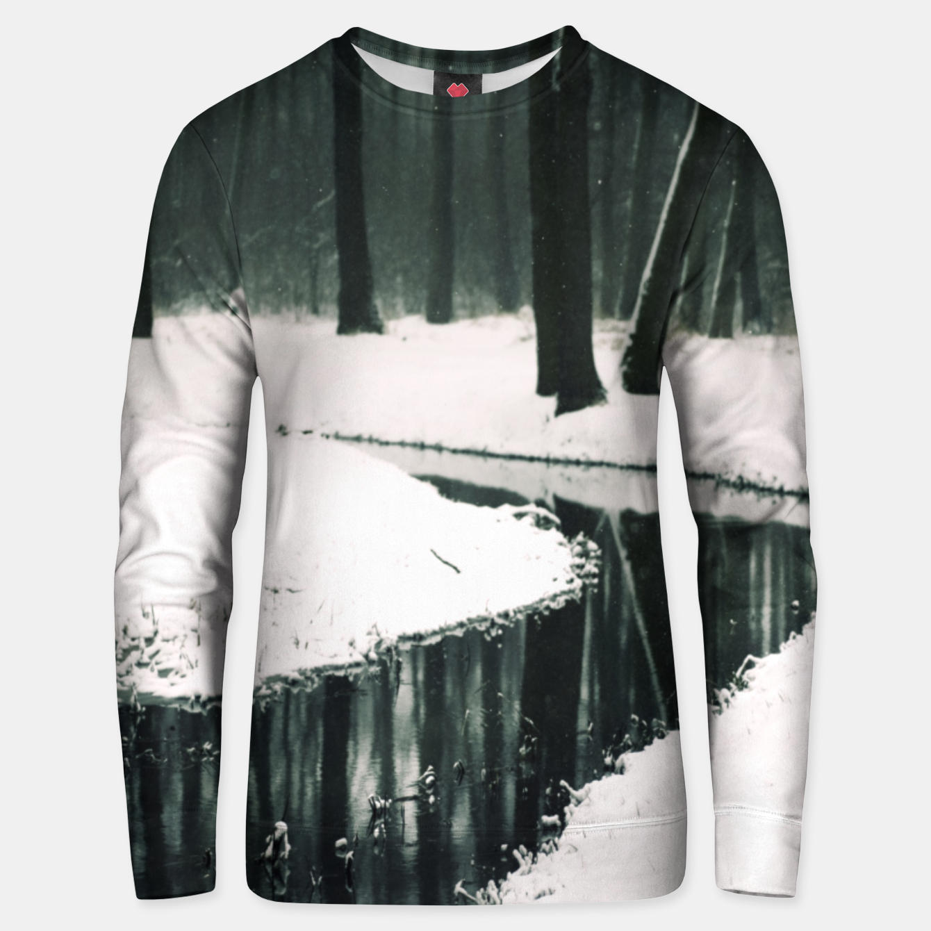 Image of Winter forest Bluza unisex - Live Heroes