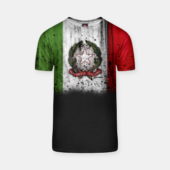Thumbnail image of Italy T-Shirt, Live Heroes