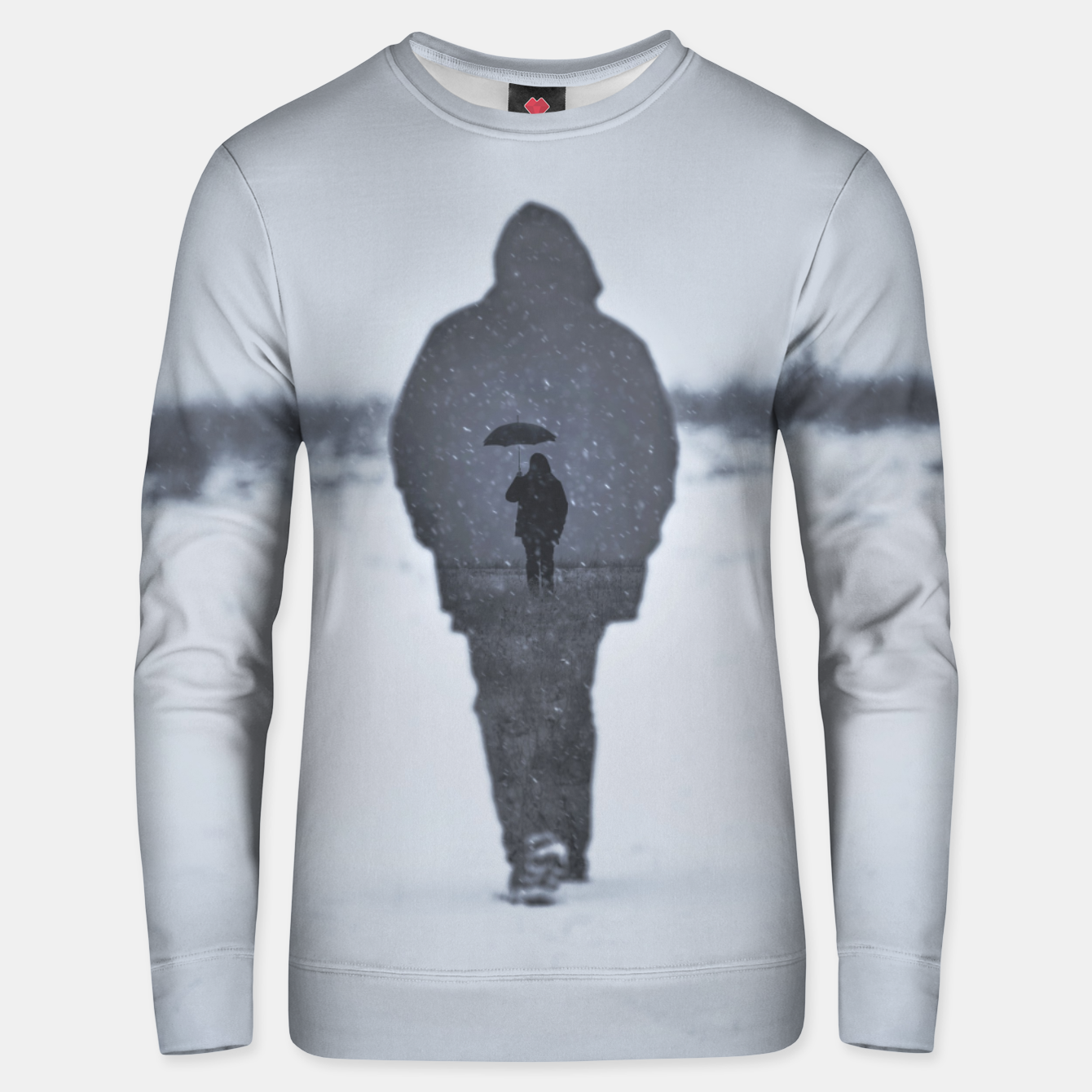 Image of Without you Bluza unisex - Live Heroes