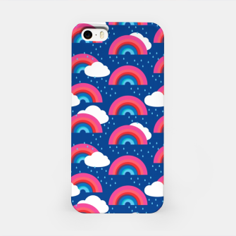Rainbows and Clouds iPhone Case thumbnail image