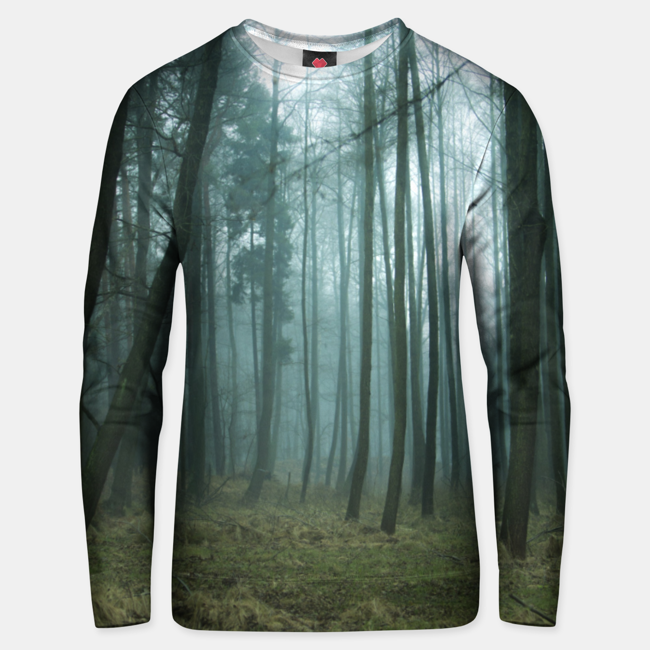 Image of Forest II Bluza unisex - Live Heroes
