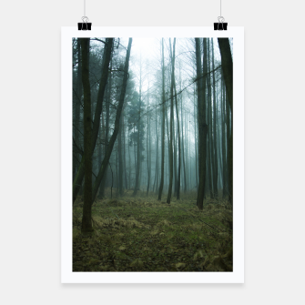 Thumbnail image of Forest II Plakat, Live Heroes
