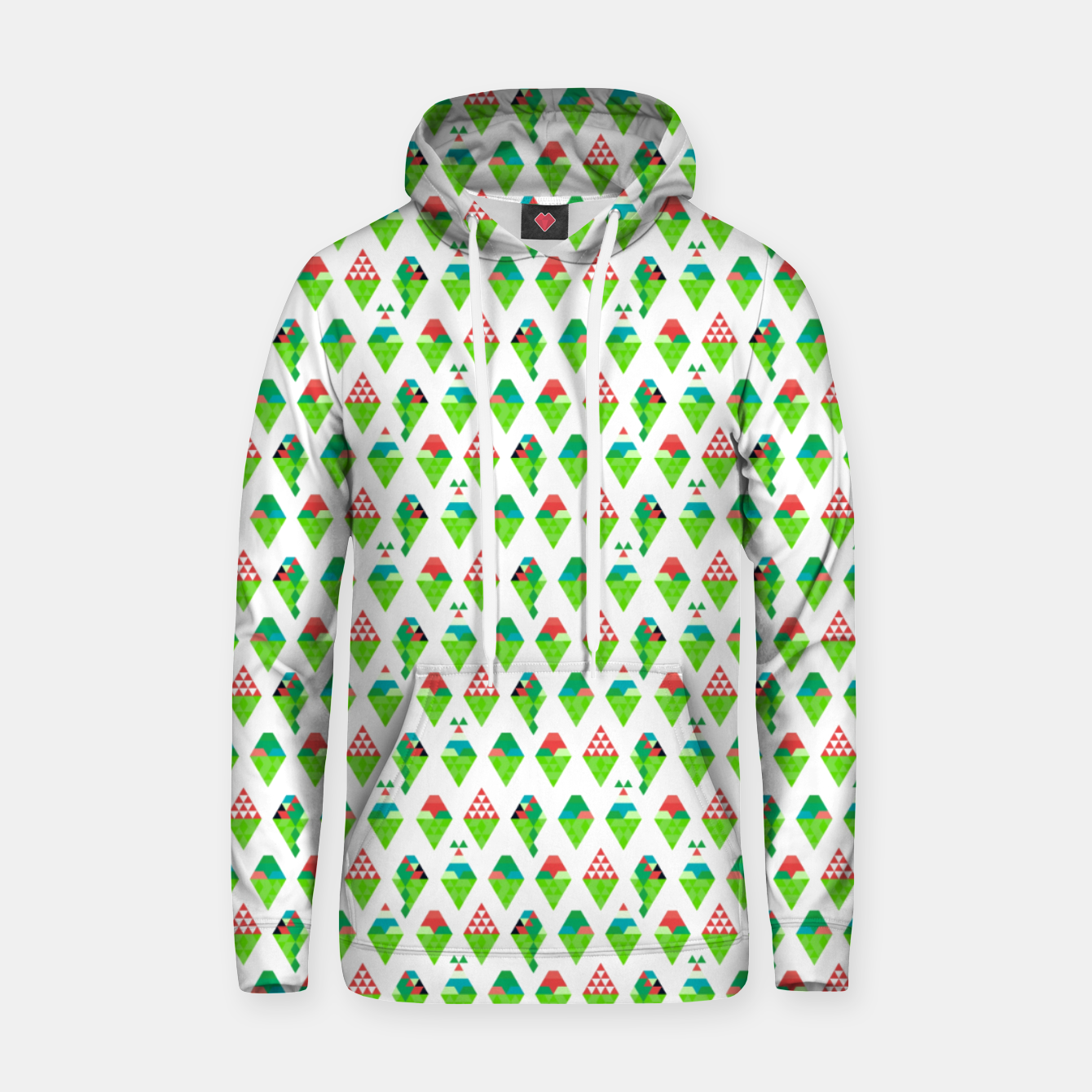 Image of Lucys Ice Cream Green – Hoodie - Live Heroes