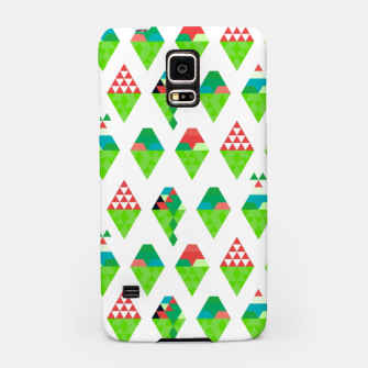 Lucys Ice Cream Green – Samsung Case thumbnail image