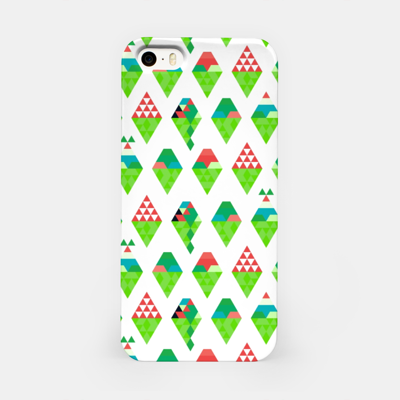 Image of Lucys Ice Cream Green – iPhone Case - Live Heroes
