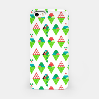 Lucys Ice Cream Green – iPhone Case thumbnail image
