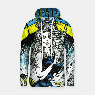 Miniaturka Fashion items of Barbarella comic magazine cover  illustration  Hoodie, Live Heroes