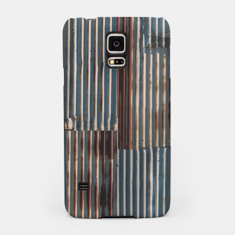 Thumbnail image of Fashion art of a Photo Pattern of a rusty iron texture Samsung Case, Live Heroes