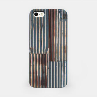 Thumbnail image of Fashion art of a Photo Pattern of a rusty iron texture iPhone Case, Live Heroes