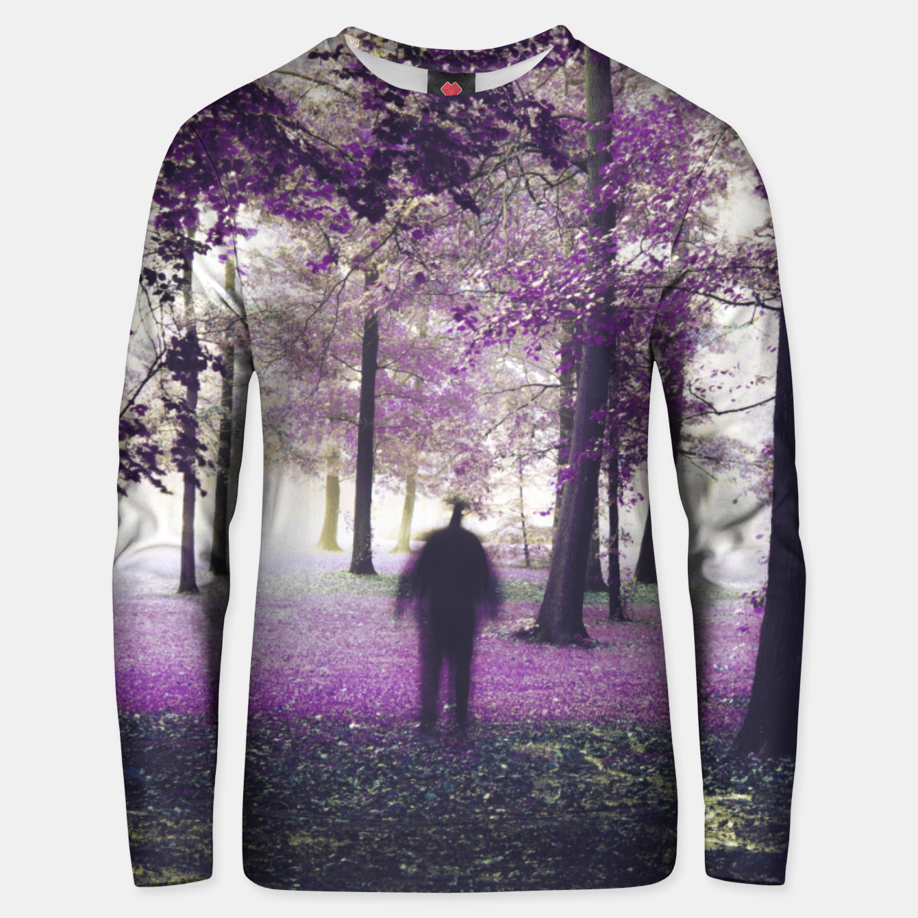 Image of Wild forest Bluza unisex - Live Heroes