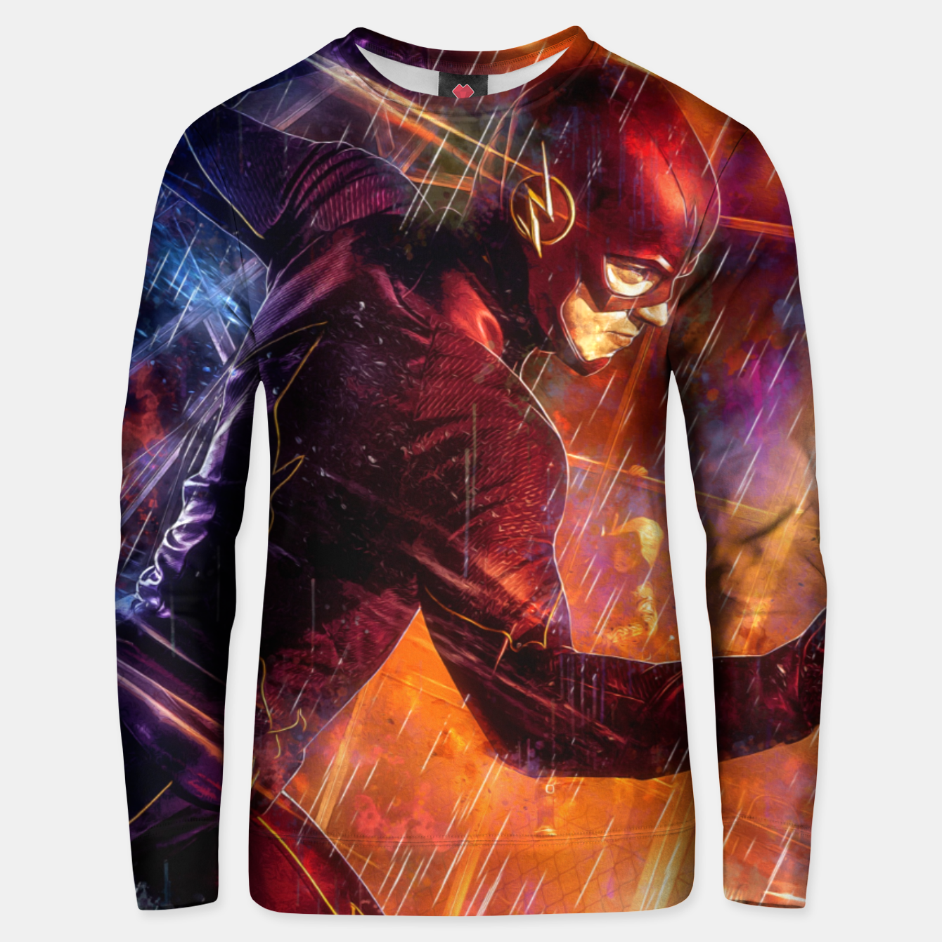 Image of Vortex Unisex sweater - Live Heroes