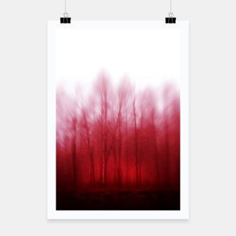 Thumbnail image of Bloody forest Plakat, Live Heroes