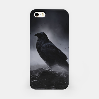 Thumbnail image of Raven in the Fog  iPhone-Hülle, Live Heroes