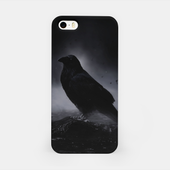 Dark Raven  iPhone-Hülle thumbnail image