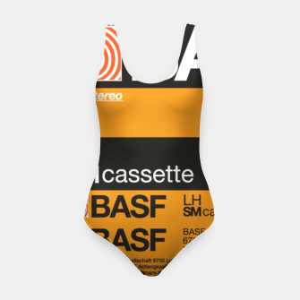 Thumbnail image of Fashion items of Cassette Tape BASF 60 Swimsuit, Live Heroes