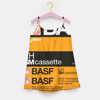 Thumbnail image of Fashion items of Cassette Tape BASF 60 Girl's dress, Live Heroes
