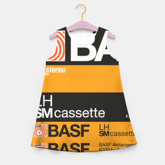 Thumbnail image of Fashion items of Cassette Tape BASF 60 Girl's summer dress, Live Heroes