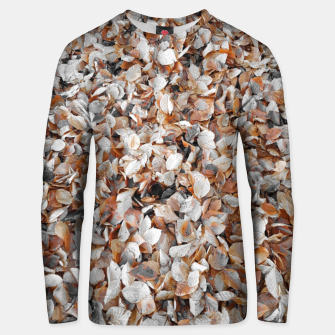 Thumbnail image of Feuilles d'automne  Unisex pull, Live Heroes