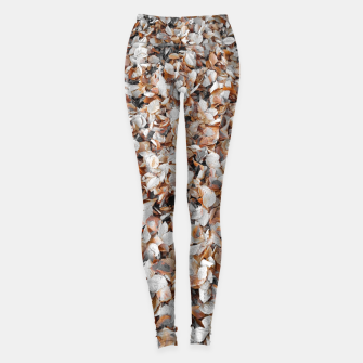 Thumbnail image of Feuilles d'automne  Leggings, Live Heroes