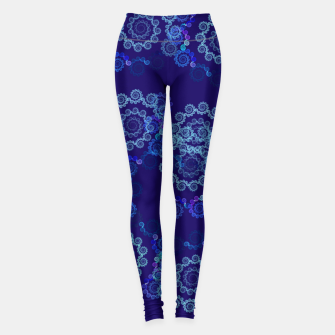 Thumbnail image of The magical spiral  Leggings, Live Heroes