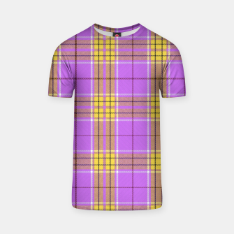 Thumbnail image of TARTAN COLOURS 2 T-shirt, Live Heroes