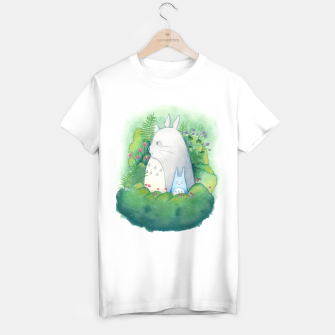 Thumbnail image of Forest Spirit ~ My Neighbor Totoro  T-shirt , Live Heroes