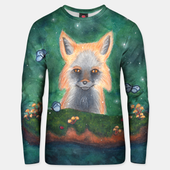 Thumbnail image of Sweet Boy~ Fox Unisex sweater, Live Heroes