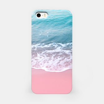 Thumbnail image of Pink Ocean Beauty Dream #1 #wall #decor #art iPhone-Hülle, Live Heroes