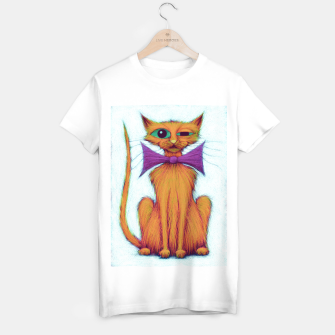 Miniatur Harry the cat T-shirt regular, Live Heroes