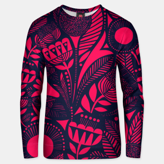 Miniaturka Beautiful Moroccan Followed traditional Anthropologie Artwork Unisex sweater, Live Heroes
