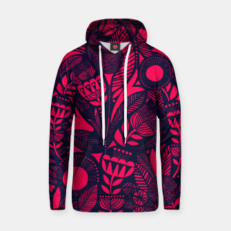 Thumbnail image of Beautiful Moroccan Followed traditional Anthropologie Artwork Hoodie, Live Heroes