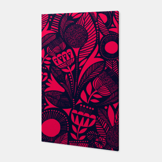 Thumbnail image of Beautiful Moroccan Followed traditional Anthropologie Artwork Canvas, Live Heroes